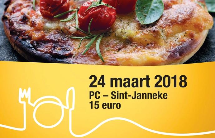 Pizza à Volonté 2018