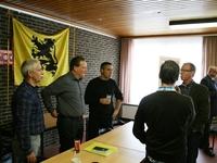 Bezoek van Jan Jambon aan N-VA Balen-Olmen op 6 mei 2012